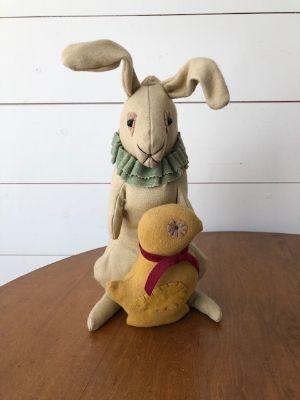 Vintage Handmade Stuffed Animal