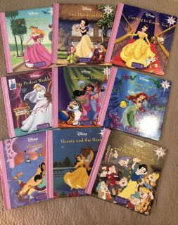 Disney Storybook Library Collection