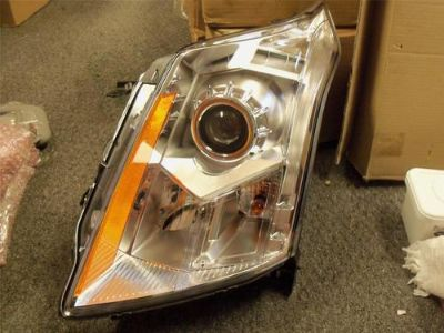 Find 2010-2013 NEW OEM CADILLAC SRX LH DRIVER SIDE HEADLIGHT 20916371 motorcycle in Bixby, Oklahoma, US, for US $199.99