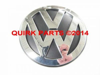 Find 2006-2010 VW Volkswagen Beetle Front Hood Emblem Decal Chrome GENUINE OEM NEW motorcycle in Braintree, Massachusetts, United States, for US $30.67