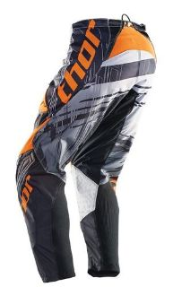 Sell Thor Phase Swipe Pants Orange 30 NEW 2014 motorcycle in Elkhart, Indiana, US, for US $89.95