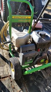 Pressure washer 3300PSI