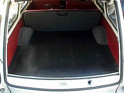 Sell VW TYPE 3 SQUAREBACK VARIANT REAR CARGO AREA RUBBER MAT motorcycle in Long Beach, California, United States, for US $75.00