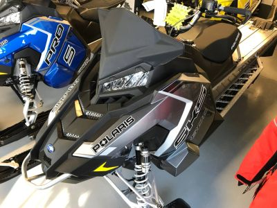 2018 Polaris 800 SKS 155 ES Snowmobile Mountain Hillman, MI