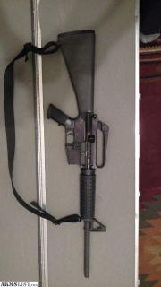 For Sale: Bushmaster AR-15 carbine