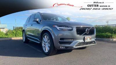 2017 Volvo XC90 Momentum (gray)