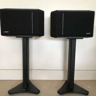 2 Sets Home Stereo Speaks with Stands in very good condition