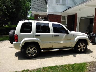 Jeep Liberty Limited edition 2004, millage 116,507