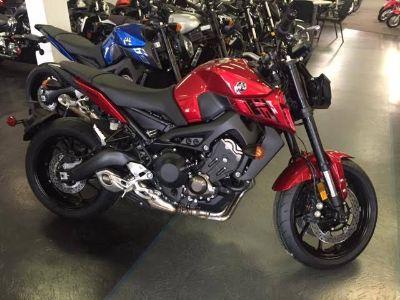 2017 Yamaha FZ-09 Sport Motorcycles Bessemer, AL