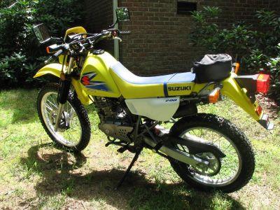 2005 Suzuki DR 200SE