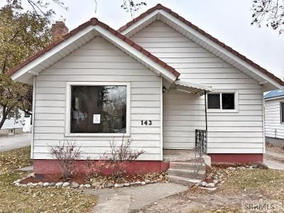2 Bed 1 Bath Foreclosure Property in Idaho Falls, ID 83402 - Whittier St