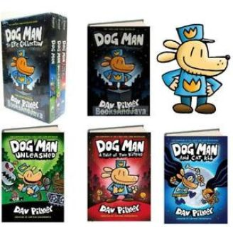WANTED to BUY Any Title DOG MAN BOOKS