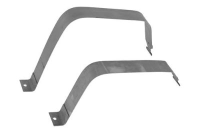 Buy Replace TNKST158 - Dodge Dakota Fuel Tank Strap Plated Steel Factory OE Style motorcycle in Tampa, Florida, US, for US $51.42