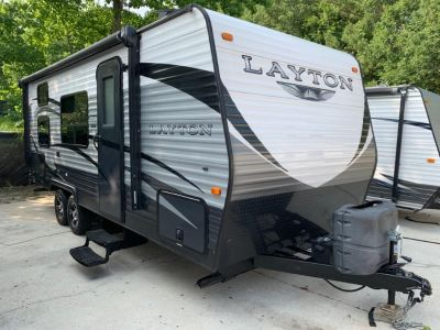 2015 Skyline Nomad Layton 198bh Travel Trailer ()