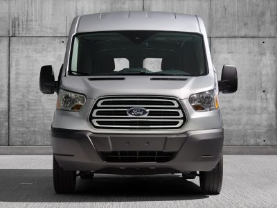 2019 Ford Transit-350 Base (Blue Jeans Metallic)