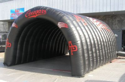 JD's Dynamic Arches and Tunnels for Promotion