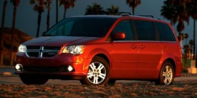2017 Dodge Grand Caravan R/T (Octane Red Pearlcoat)