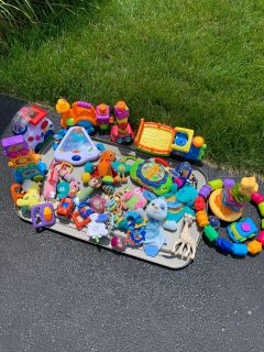 0-12 month toys variety lot