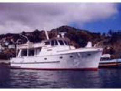 46' Grand Banks Alaskan Trawler 1971