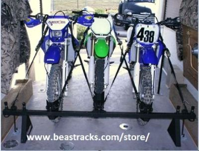 Buy Handcrafted Motorcycle Tie Down System Online - Beastracks Store