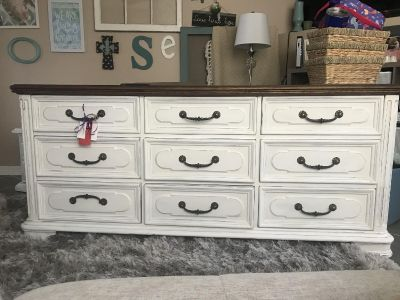 ISO Tall Chest of Drawers to kind of match this!