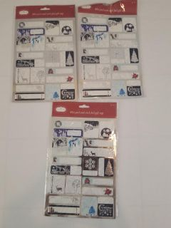 80 ct 3 pack gift tags