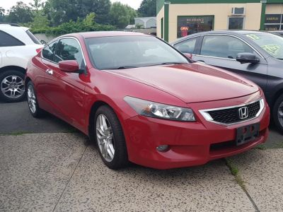 2008 Honda Accord EX-L (Red)