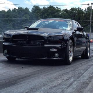 Twin Turbo 2009 Dodge Charger SRT8