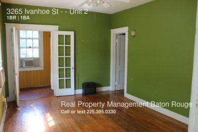 1 bedroom in Baton Rouge
