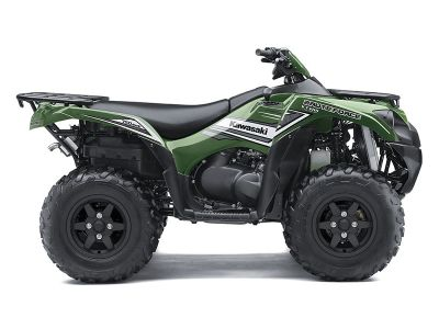 2017 Kawasaki Brute Force 750 4x4i Sport-Utility ATVs Queens Village, NY