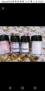 4 New Bottles of Pigments