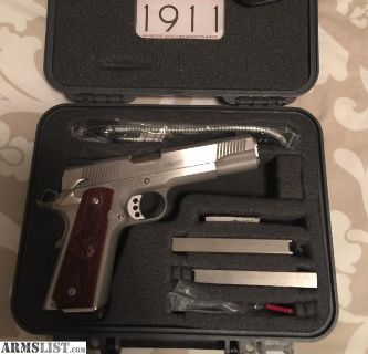 For Sale/Trade: Loaded 1911