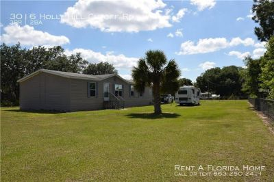 Apartment Rental - 3016 Holly Hill Cutoff Rd