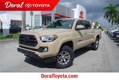 2017 Toyota Tacoma SR5 (Quicksand)