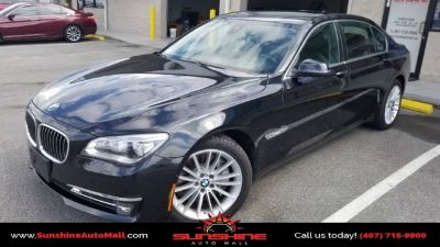 2014 BMW 7-Series 4dr Sdn 750Li xDrive AWD