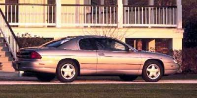 1999 Chevrolet Monte Carlo LS (Dark Carmine Red Metallic)
