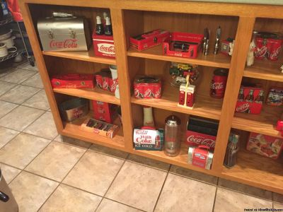 Coke collectibles
