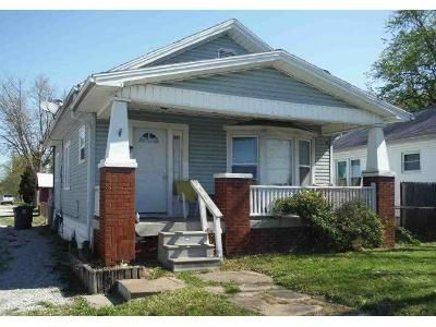 2 Bed 1 Bath Foreclosure Property in Evansville, IN 47711 - E Morgan Ave