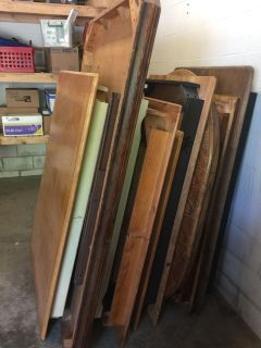 LOTS OF DINING TABLES
