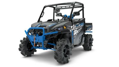 2018 Polaris Ranger XP 1000 EPS High Lifter Edition Side x Side Utility Vehicles Lowell, NC