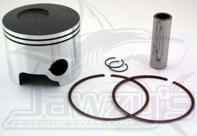 Purchase Wiseco Piston Kit Evinrude Johnson 225HP 3.3 Liter F Model 00-05 Std. Port motorcycle in Hinckley, Ohio, United States, for US $63.38