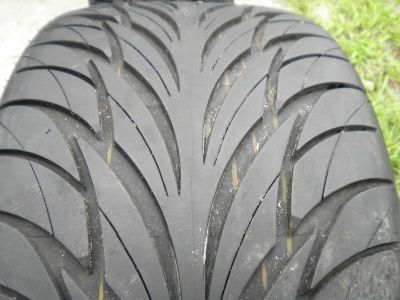 Purchase 1 federal super steele 595 tire - 275 30 19 no repairs 90% caII t0 buy @ $120 motorcycle in Hudson, Florida, US, for US $144.14