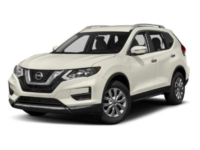 2018 Nissan Rogue SV (Pearl White)