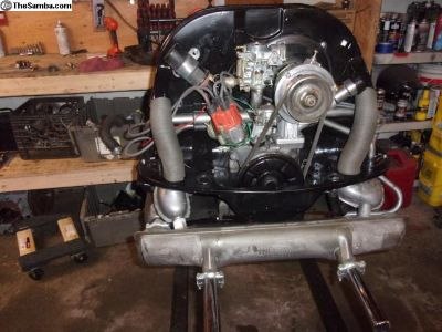 rebuilt 1967 HO code 1500 single port motor