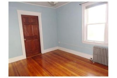 Well maintained two level apartment in two family home.