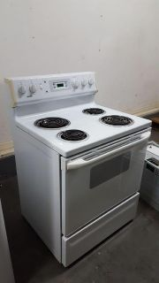 KENMORE White electric oven