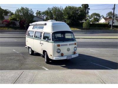 1973 Volkswagen Camper