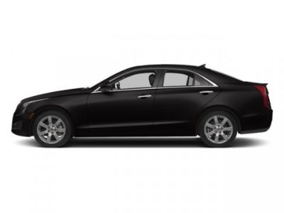 2014 Cadillac ATS 2.0T Luxury (Black Raven)
