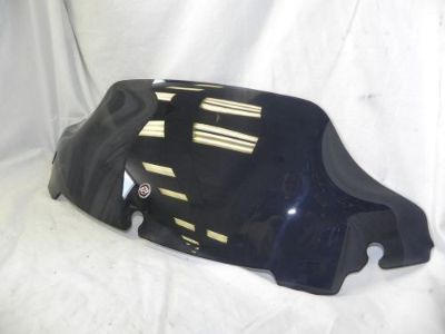 "Sell Harley Davidson Touring 7"" Wind Splitter Windshield Batwing Fairing Dark Smoke motorcycle in Round Rock, Texas, United States, for US $110.00"