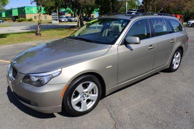 2008 BMW 5-Series 535xi (Platinum Bronze Metallic)